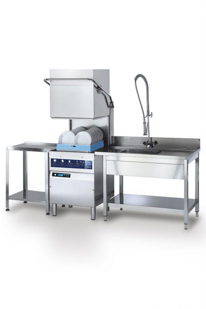 JLA DWP20 Passthrough Dishwasher