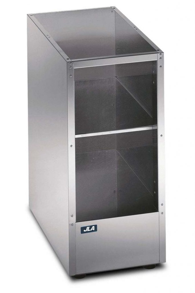 Modular Slim Ambient Open-Top Pedestal