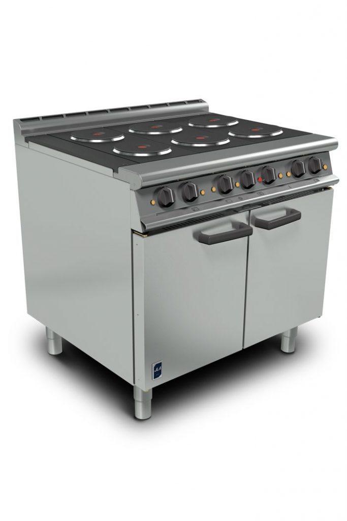 6-Burner Premium Electric Range