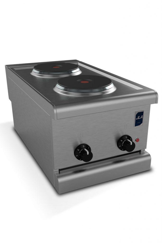 JLA 2-Hob Electric Cooktop