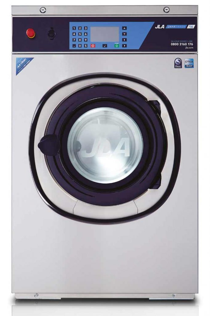 JLA 16 smart wash coin op