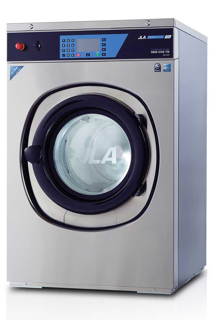 JLA 40 Smart wash coin op washer