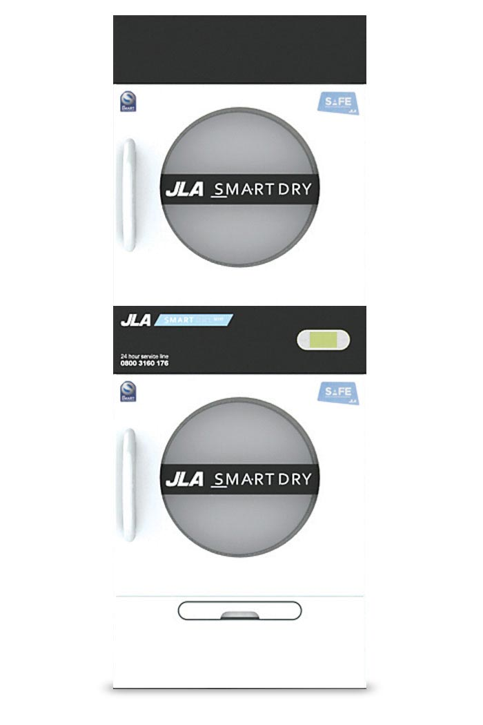 JLA SD2020 Coin-Op SMART Stack