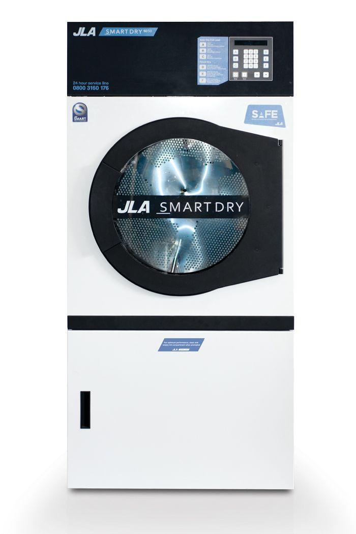 JLA SD50 Coin-Op SMART Dryer