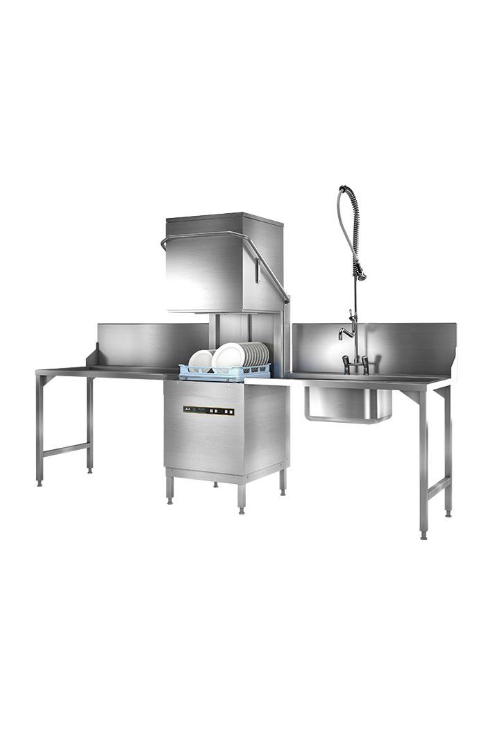 JLA H615W/SW-10C Passthrough Dishwasher