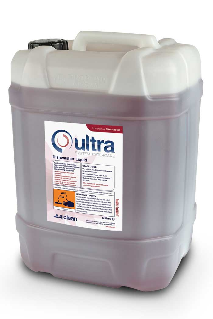 Ultra Dishwasher Liquid