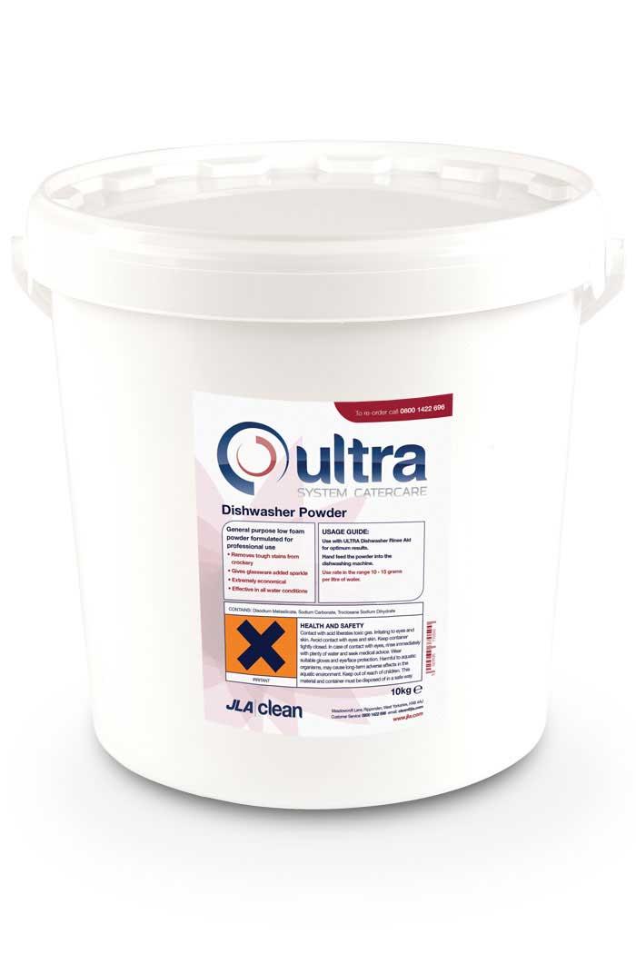 Ultra Dishwasher Powder