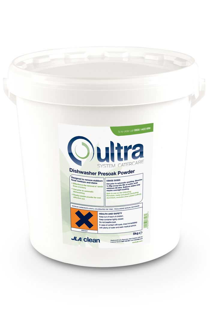 Ultra Dishwasher Presoak Powder